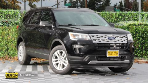 2019 Ford Explorer XLT With Navigation & AWD