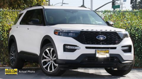 2020 Ford Explorer ST With Navigation & AWD