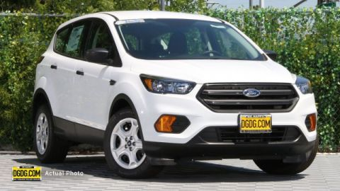 2019 Ford Escape S FWD 4D Sport Utility