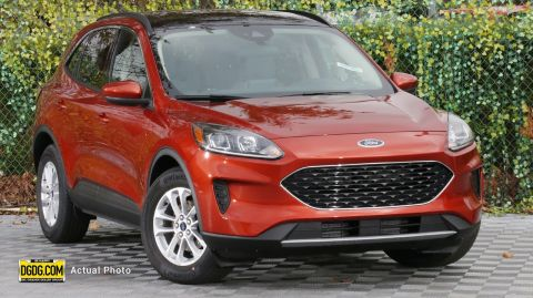 2020 Ford Escape SE With Navigation