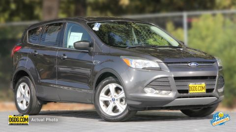 Certified Pre-Owned 2015 Ford Escape SE