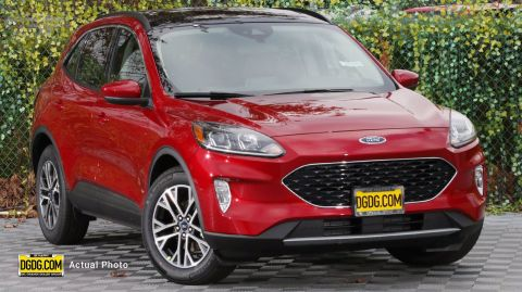 2020 Ford Escape SEL With Navigation