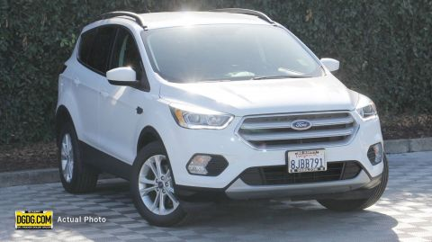 Certified Pre-Owned 2019 Ford Escape SEL