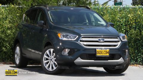 2019 Ford Escape SEL FWD 4D Sport Utility
