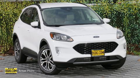 2020 Ford Escape SEL With Navigation & AWD
