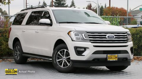 2018 Ford Expedition Max XLT With Navigation & 4WD