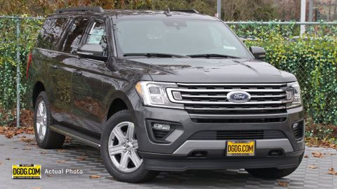 2020 Ford Expedition Max XLT With Navigation & 4WD