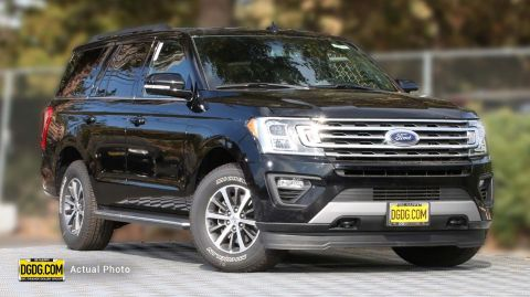 2018 Ford Expedition XLT With Navigation & 4WD