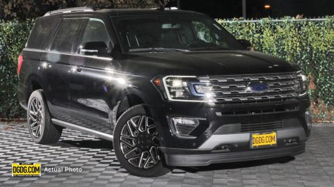 2019 Ford Expedition Limited With Navigation & 4WD