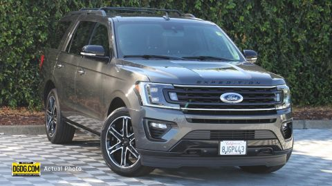 Certified Pre-Owned 2019 Ford Expedition Limited