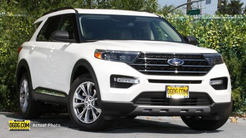 2020 Ford Explorer XLT With Navigation & AWD
