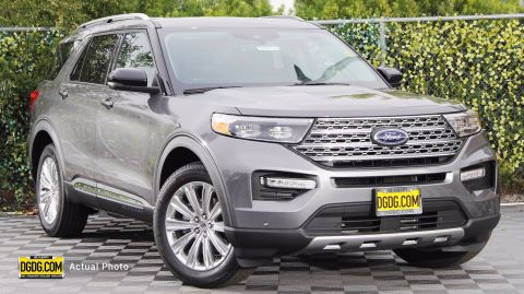 New 2021 Ford Explorer Limited