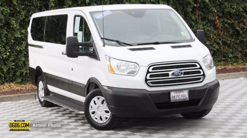 Pre-Owned 2019 Ford Transit Passenger Wagon XLT