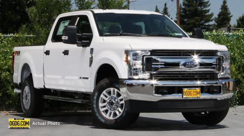 2019 Ford F-250SD XL 4WD