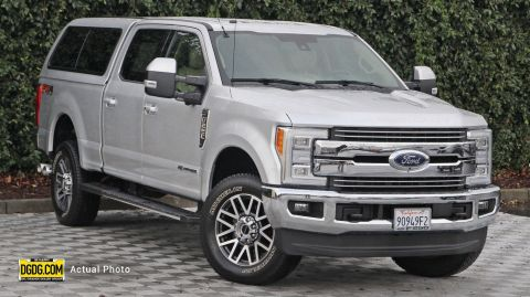 Certified Pre-Owned 2018 Ford Super Duty F-250 SRW LARIAT