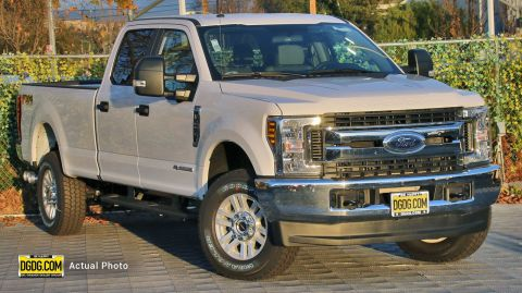 2019 Ford F-250SD XL With Navigation & 4WD