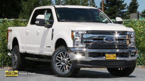 2019 Ford F-250SD Lariat With Navigation & 4WD