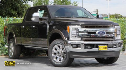 2019 Ford F-250SD King Ranch With Navigation & 4WD