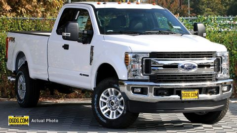 2019 Ford F-250SD XLT With Navigation & 4WD