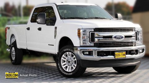 New 2018 Ford F-350SD XLT