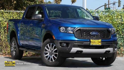 2019 Ford Ranger XLT With Navigation