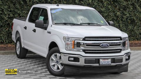 2019 Ford F-150 XLT With Navigation