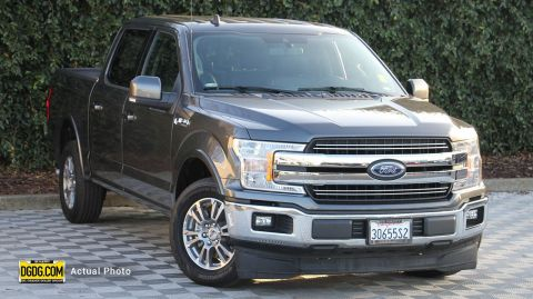 Certified Pre-Owned 2019 Ford F-150 LARIAT