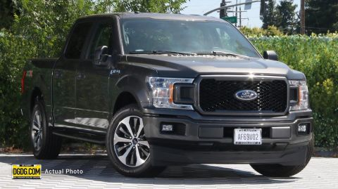 2019 Ford F-150 XL RWD 4D SuperCrew