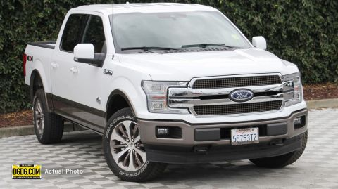 Certified Pre-Owned 2019 Ford F-150 King Ranch
