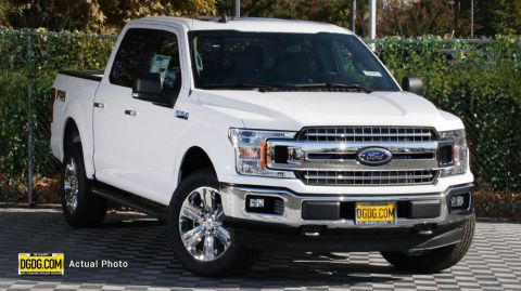 2020 Ford F-150 XLT With Navigation & 4WD