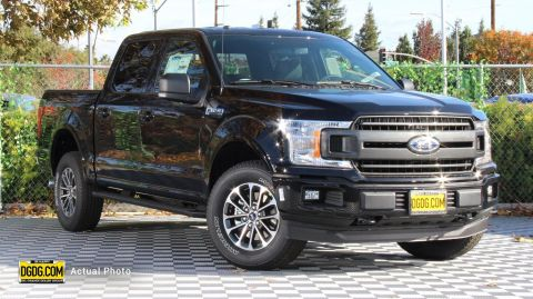 2018 Ford F-150 XLT With Navigation & 4WD