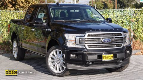 New 2020 Ford F-150 Limited