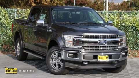 2020 Ford F-150 Lariat With Navigation & 4WD
