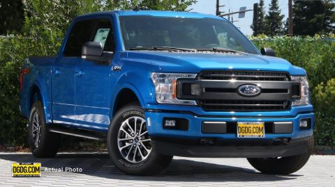2019 Ford F-150 XLT With Navigation & 4WD