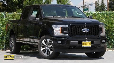 2019 Ford F-150 XL 4WD