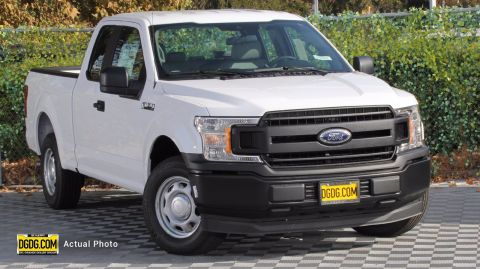 2019 Ford F-150 XL RWD Super Cab