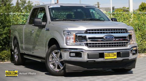 2018 Ford F-150 XLT RWD Super Cab