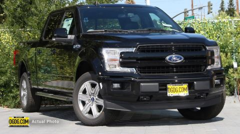2019 Ford F-150 Lariat With Navigation & 4WD