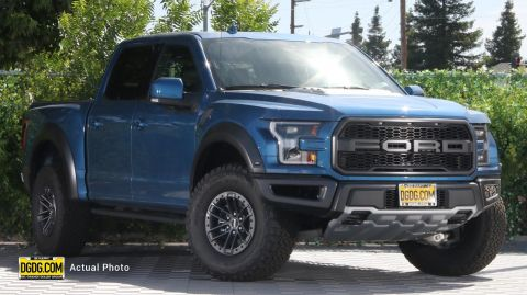 2019 Ford F-150 Raptor With Navigation & 4WD