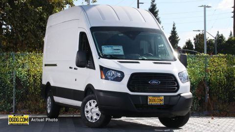 2019 Ford Transit-250 Base RWD 3D High Roof Cargo Van