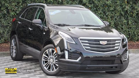 Pre-Owned 2017 Cadillac XT5 Premium Luxury AWD