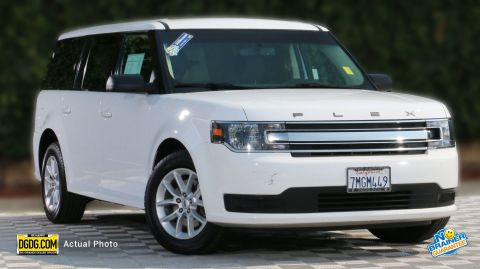 Certified Pre-Owned 2015 Ford Flex SE