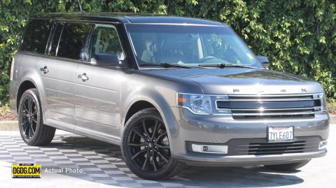 Certified Pre-Owned 2017 Ford Flex SEL