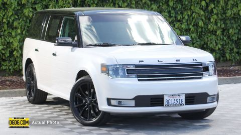 2018 Ford Flex SEL With Navigation