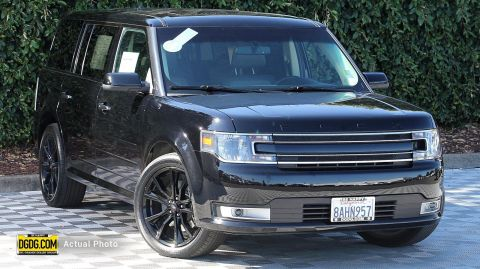 2017 Ford Flex SEL With Navigation