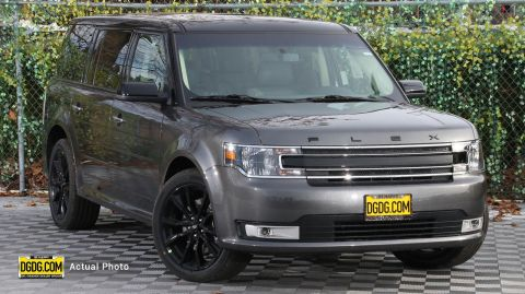 2019 Ford Flex SEL With Navigation & AWD