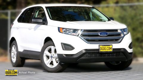 2018 Ford Edge SE FWD 4D Sport Utility