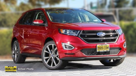 Ford Edge Sport With Navigation Awd