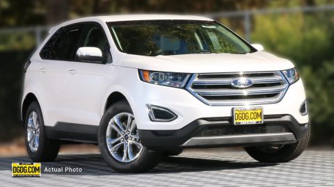 2018 Ford Edge SEL With Navigation & AWD
