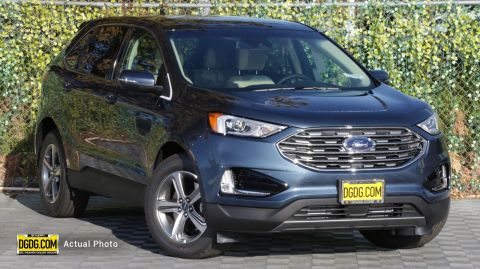 2019 Ford Edge SEL With Navigation & AWD